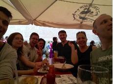 Freeswing west coast swing csapat szurkol a magyaroknak az EB-n