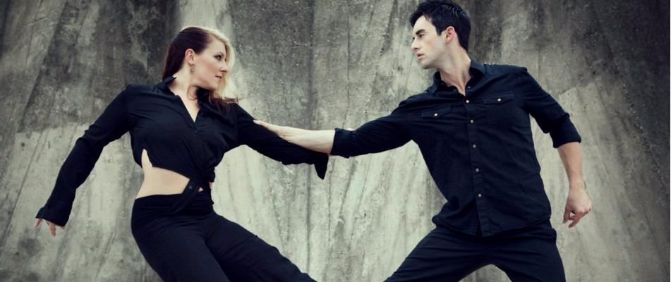 Jordan és Tatiana van a képen a west coast swing versenyzés kiemelkedő alakjai