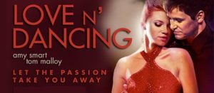 Love n dancing banner, az egyetlen film, ami új embereket vonzhat be a kezdő west coast swing tanfolyamokra.