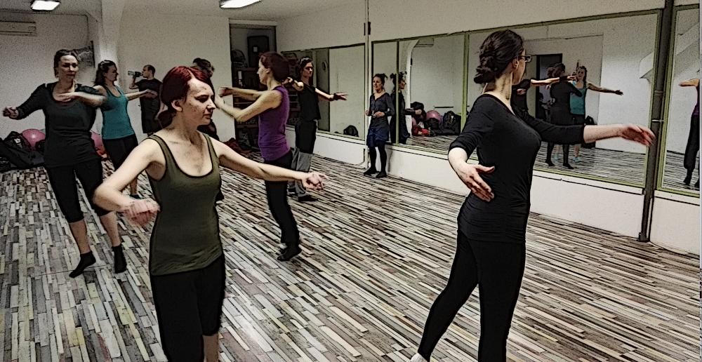 west coast swing tánctechnika