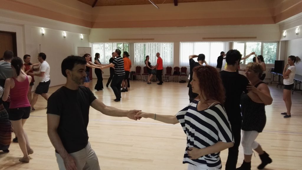 Kezdő west coast swing tanfolyam