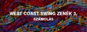 Számolás west coast swing órákon